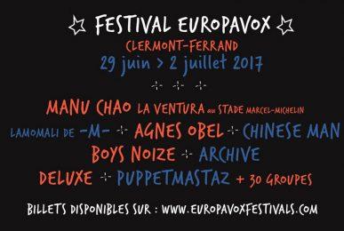 europavox-2017-festival-Clermond-Ferrand-Manu-chao-archive-Lamomali-Matthieu-chedid-concours-Blog-Usofparis
