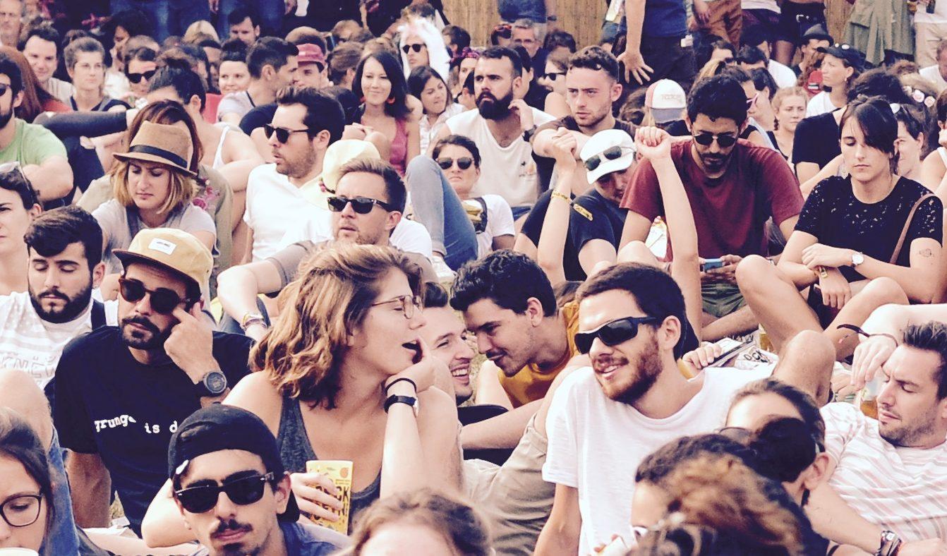 Rock en Seine 2017: nos festivaliers ont du talent!