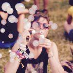 Festivaliers Rock en Seine 2017 des bubulles?