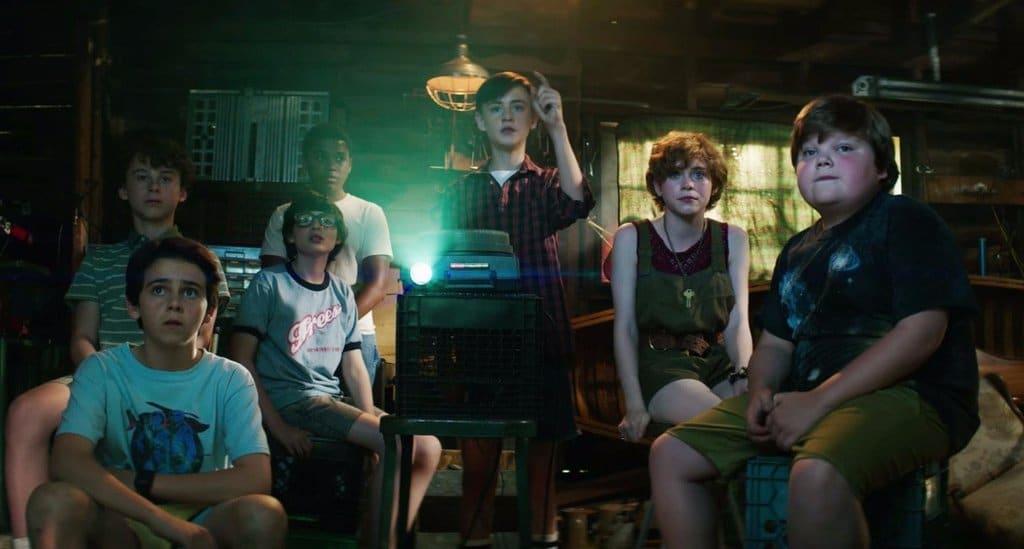 Casting des enfants dans ça le film 2017