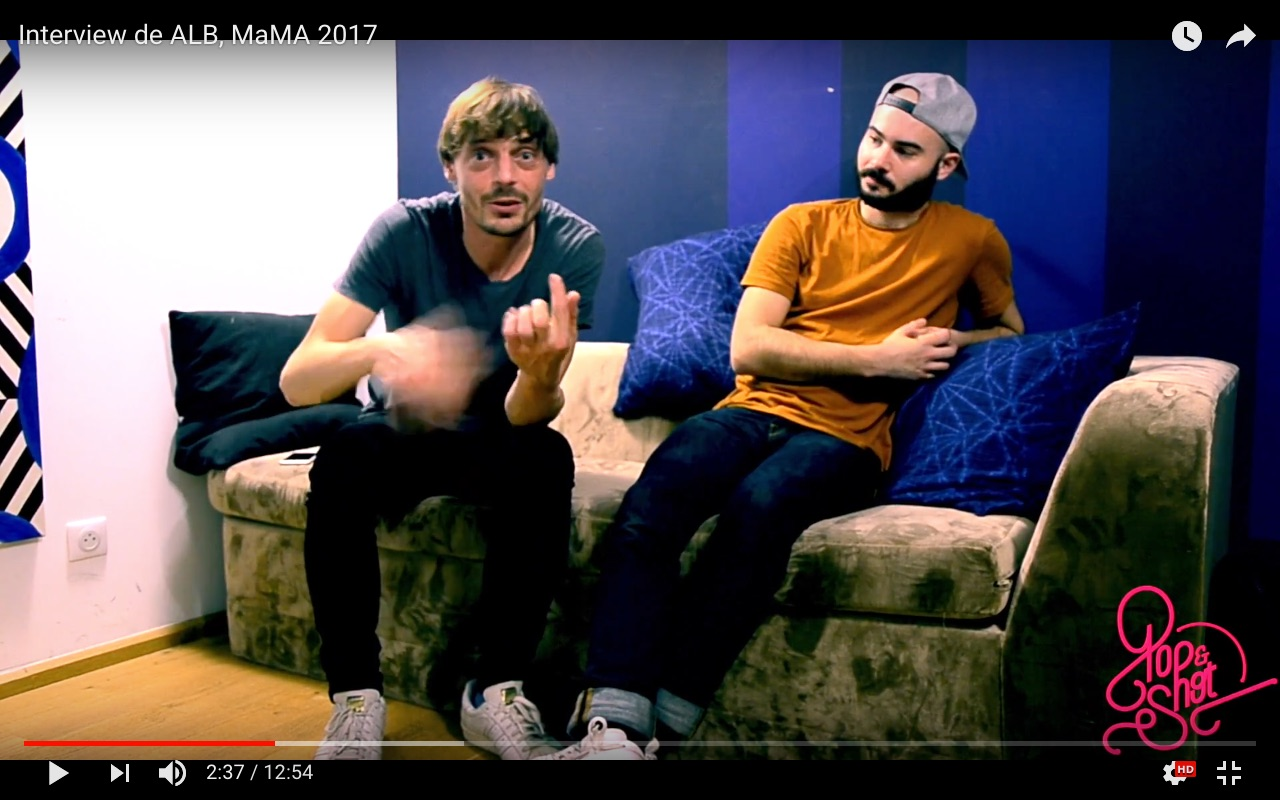 Interview de ALB MaMA Festival 2017