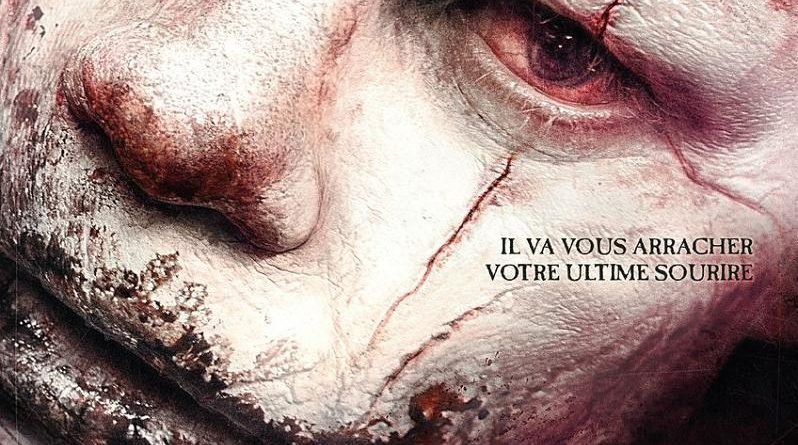 affiche Clown film halloween