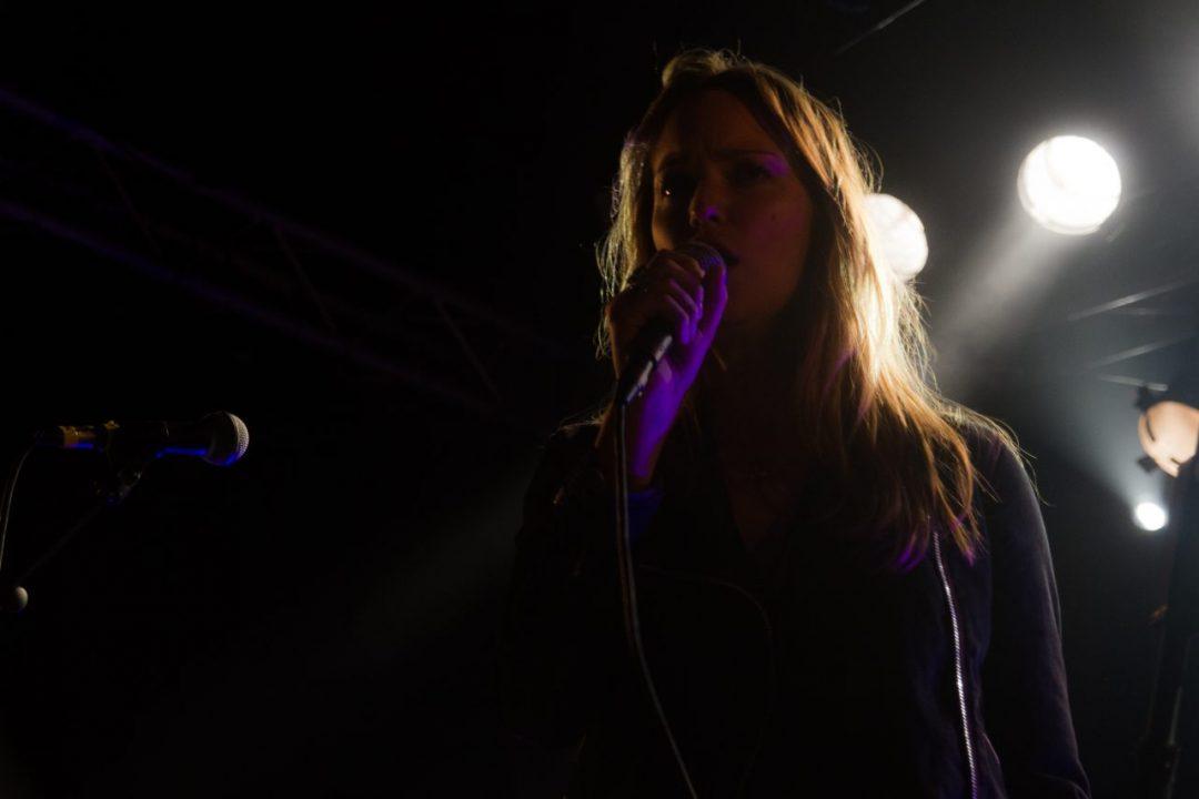 Azadee Faline Soirée du hibou #3 avec Romain Pinsolle