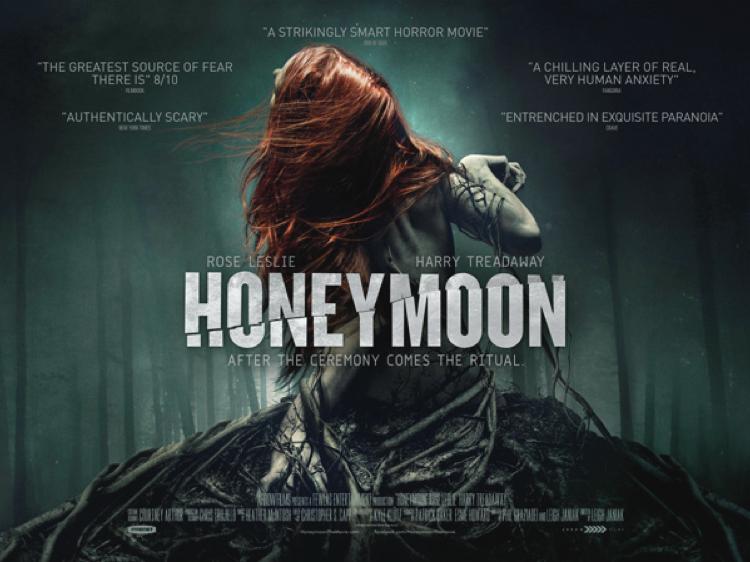 Honeymoon film halloween