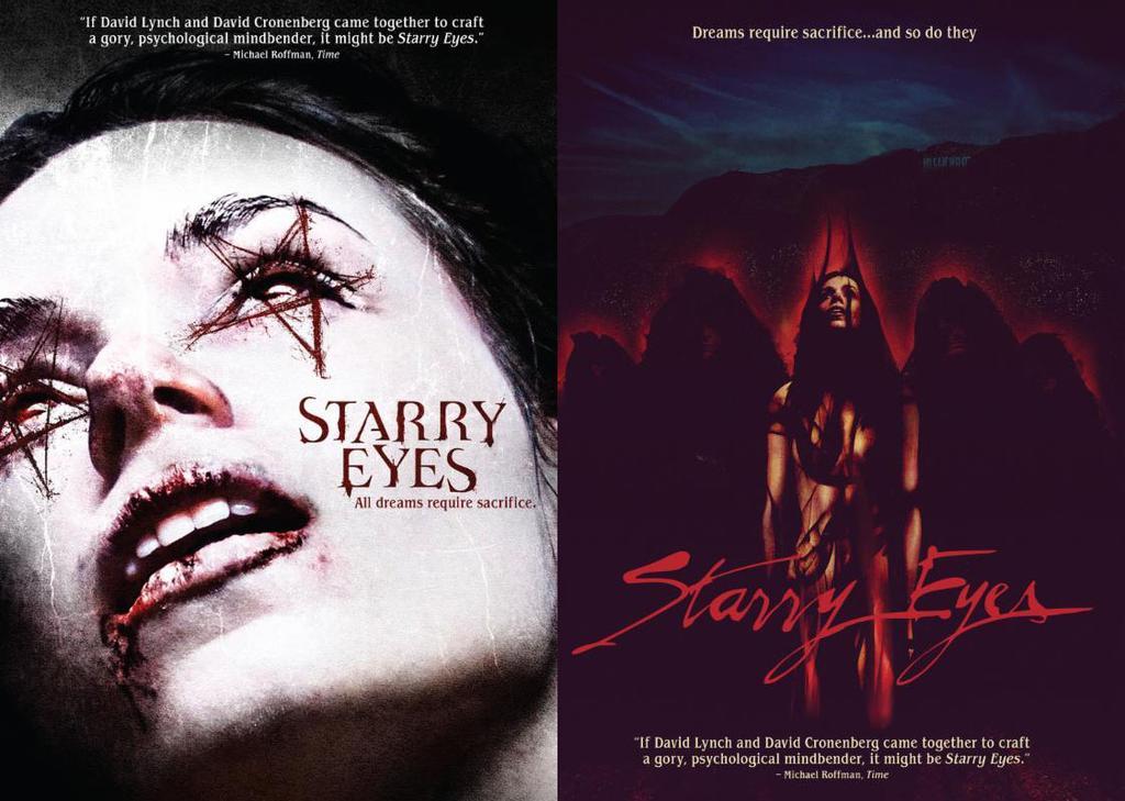 Starry Eyes film halloween