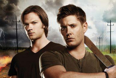 Les frères Winchester série Supernatural