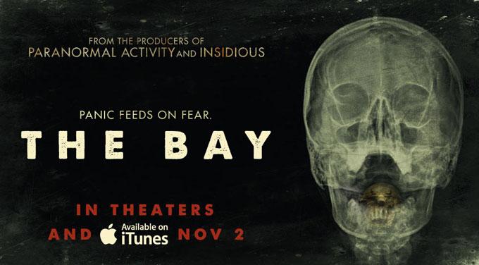 The Bay film halloween