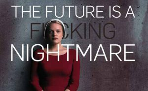 affiche handmaid's tale
