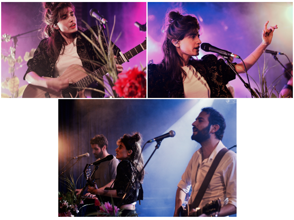 concert lola marsh la maroquinerie 2017
