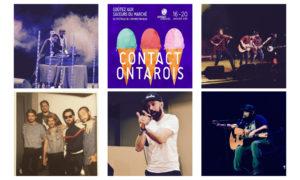 Contact Ontarois 2018