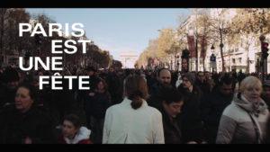 Extrait de Paris est une fête paris est à nous 20192018