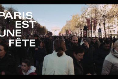 Extrait de Paris est une fête 2018