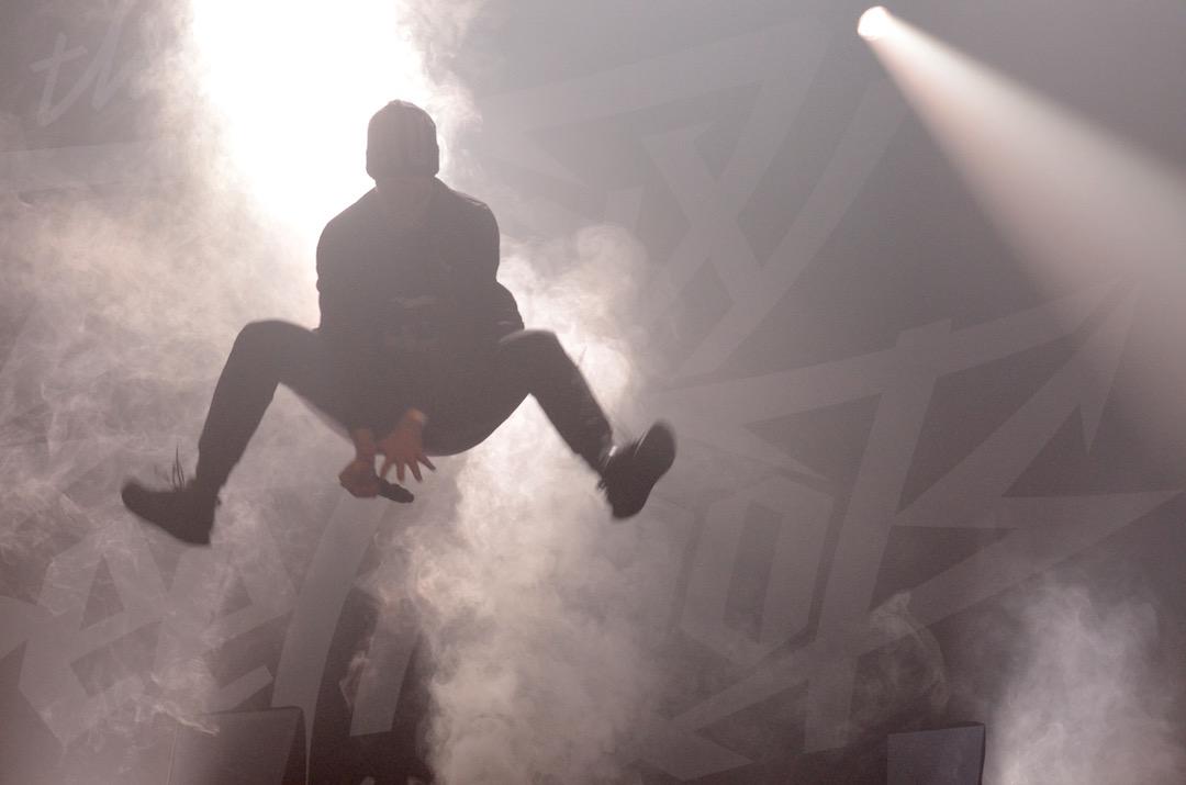 Festival Chorus 2018 la seine musicale Bloody Beetroots