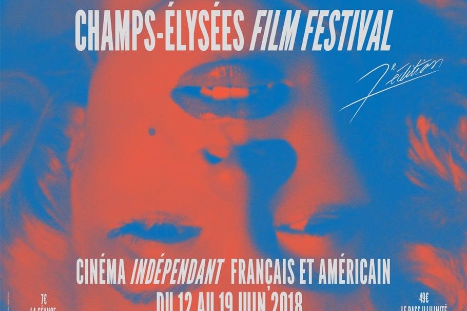 affiche du champs élysées films festival