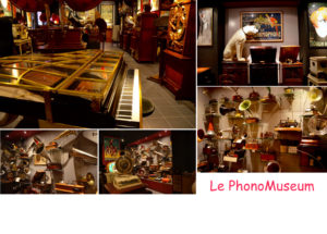phonomuseum pigalle paris