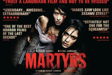 Martyrs affiche pascal laugier