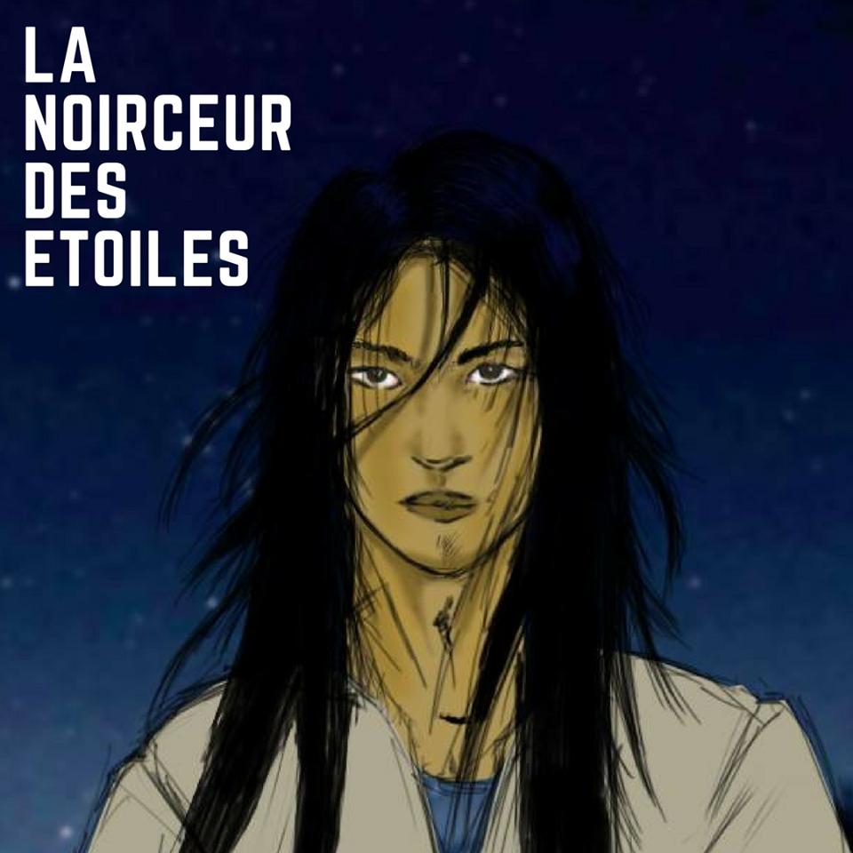 couverture La Noirceur des étoiles Jessica Naide