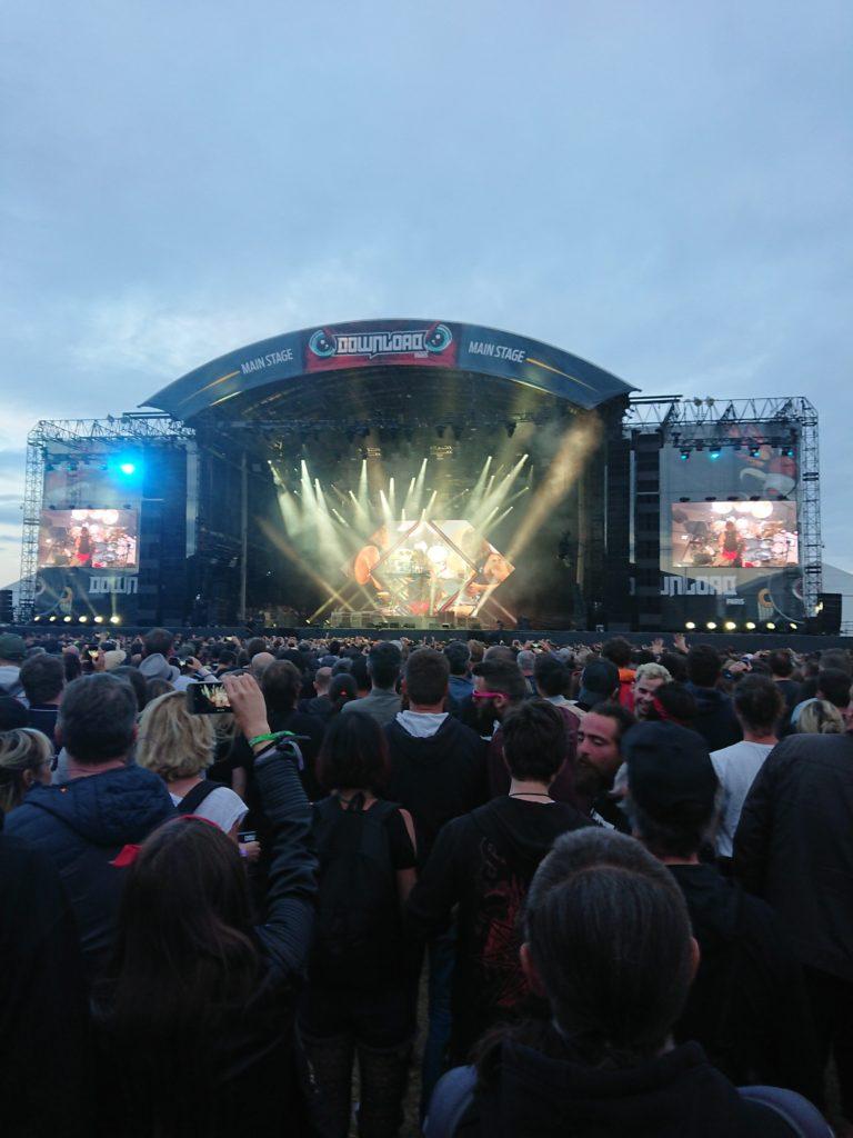 foo fighters download festival 2018