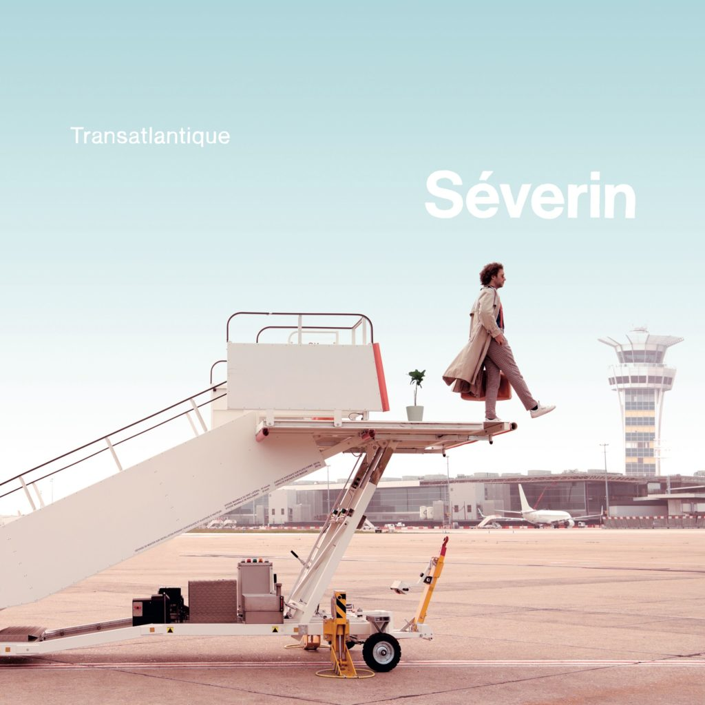 Pochette Album Séverin