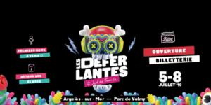 affiche festival déferlantes du sur 2019 argelès sur mer