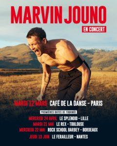 Marvin Jouno concert 2019