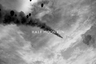 half moon run pochette album