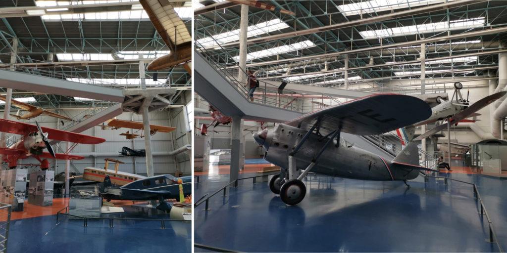hall entre deux guerre musee de l air .001