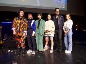 Victoires de la musique 2020 avec la selection des révélations : Hoshi, Suzane, Maelle, Pomme, Aloise Sauvage et Malik Djoudji