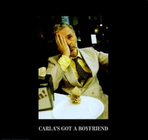 Pochette Album Baxter Dury Carla's got a boyfriend