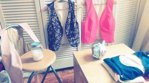 Dans les coulisses de la création de W, une ligne de vêtements Made In France