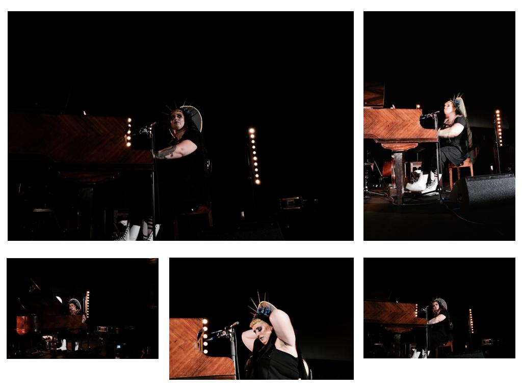 Sarah McCoy au MaMA festival 2017