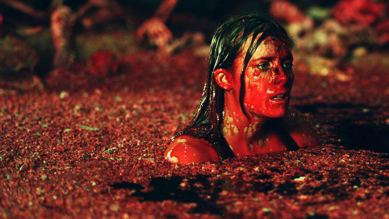 The Descent film halloween