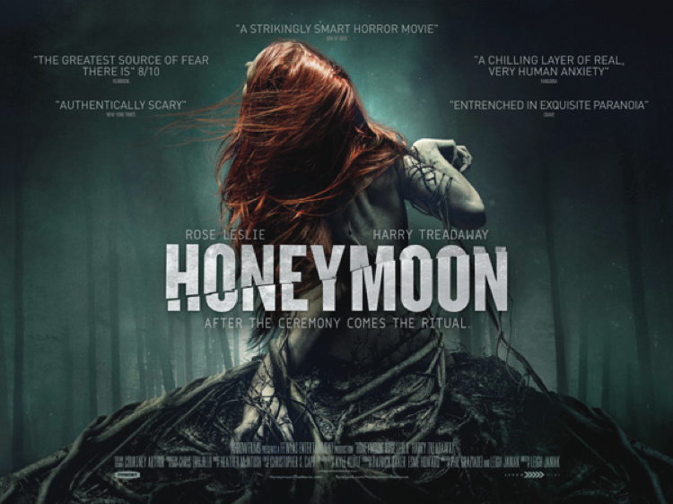 Honeymoon film halloween