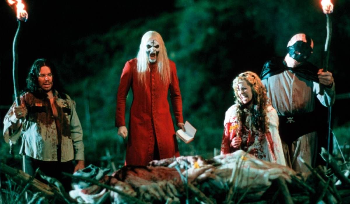 House of 1000 corpses film halloween