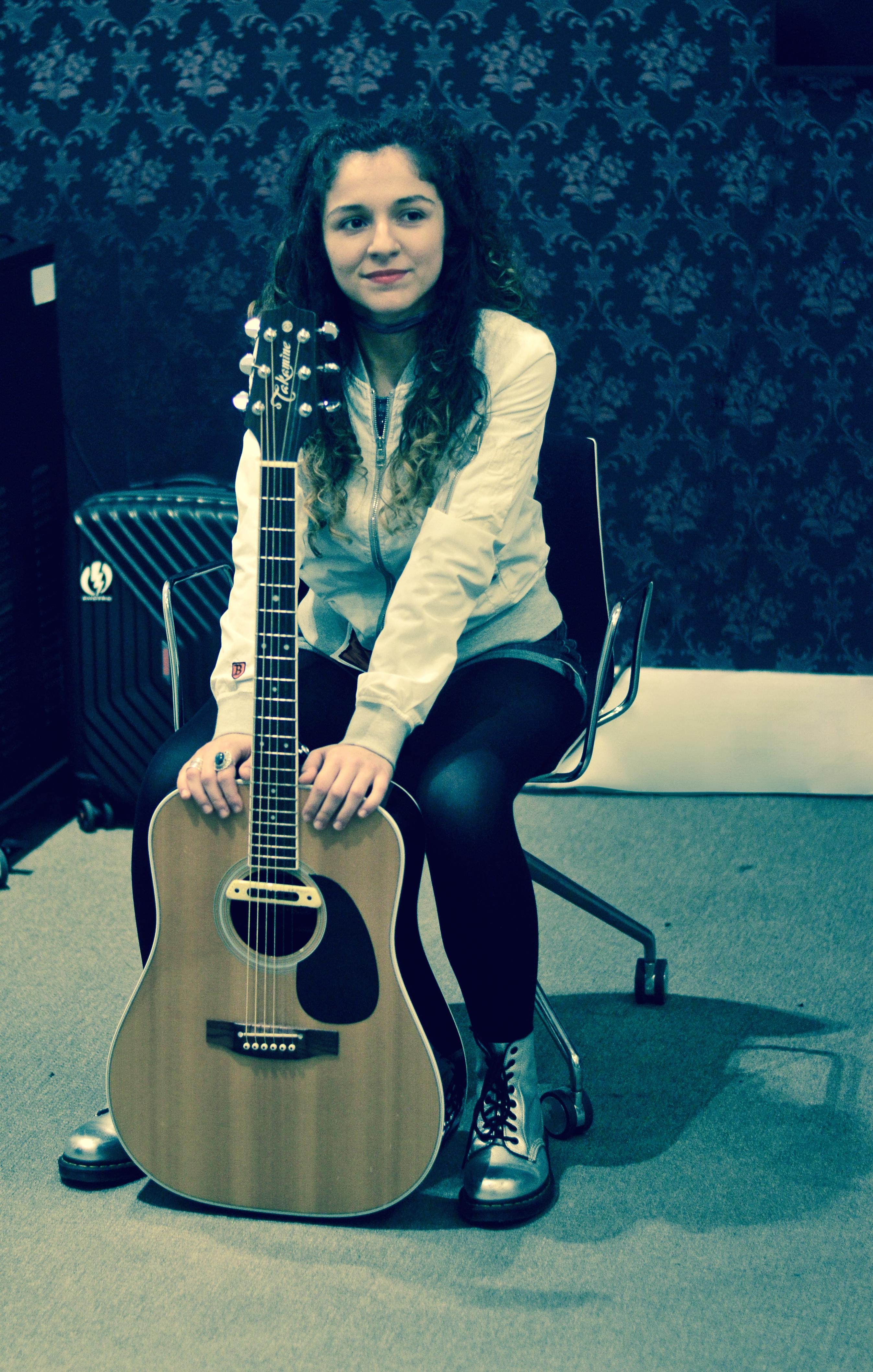 Session Live Naya pour la sortie de son EP Blossom