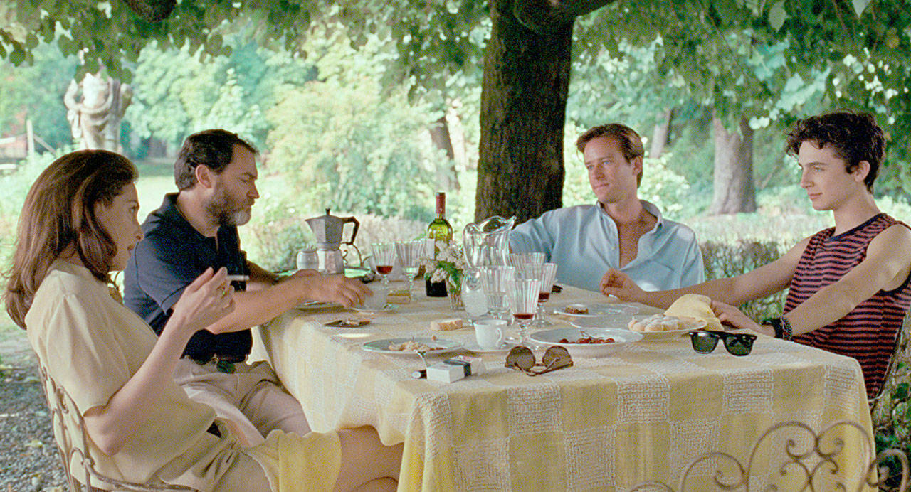 extrait du film call me by your name 2017