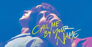 Affiche de Call me by your name 2017