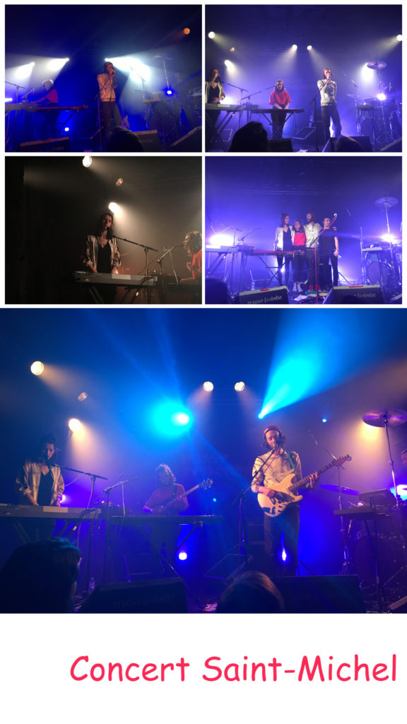 Concert Saint Michel 2018