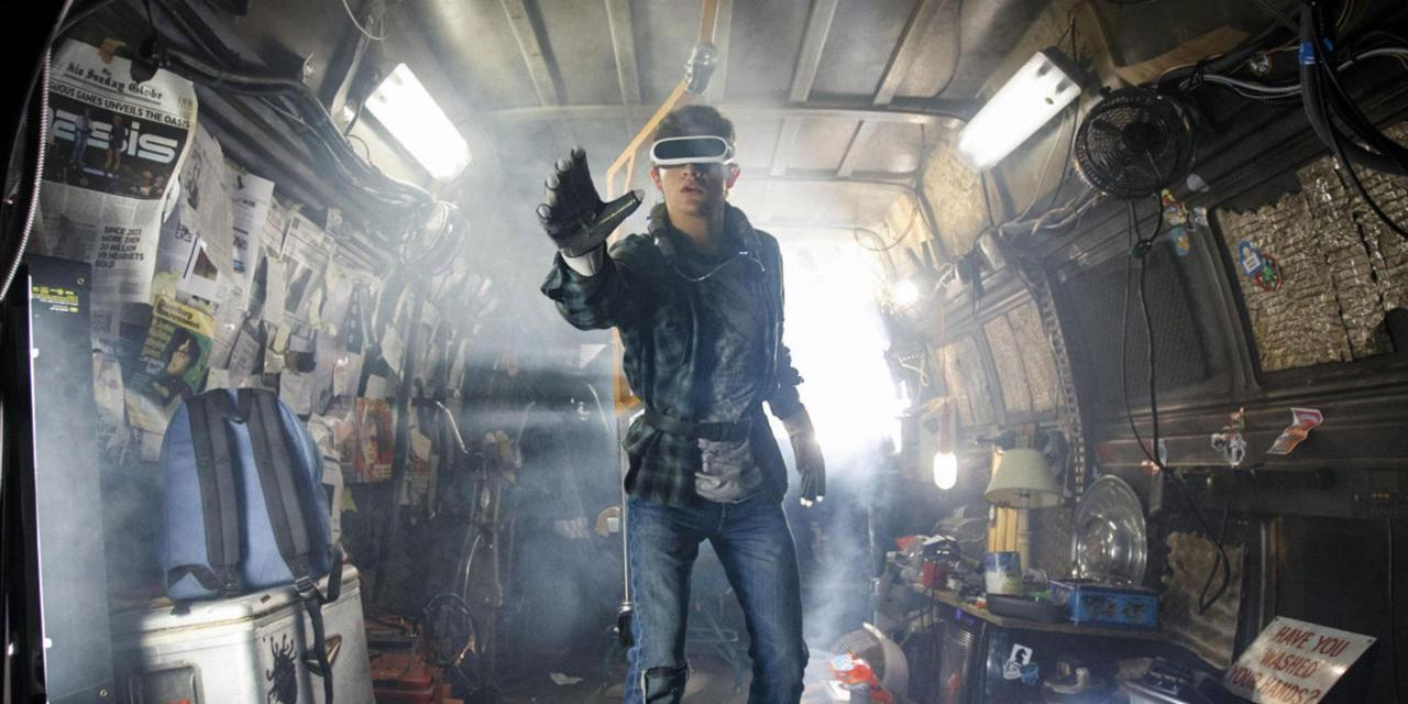 extrait Ready Player One Steven Spielberg 2018