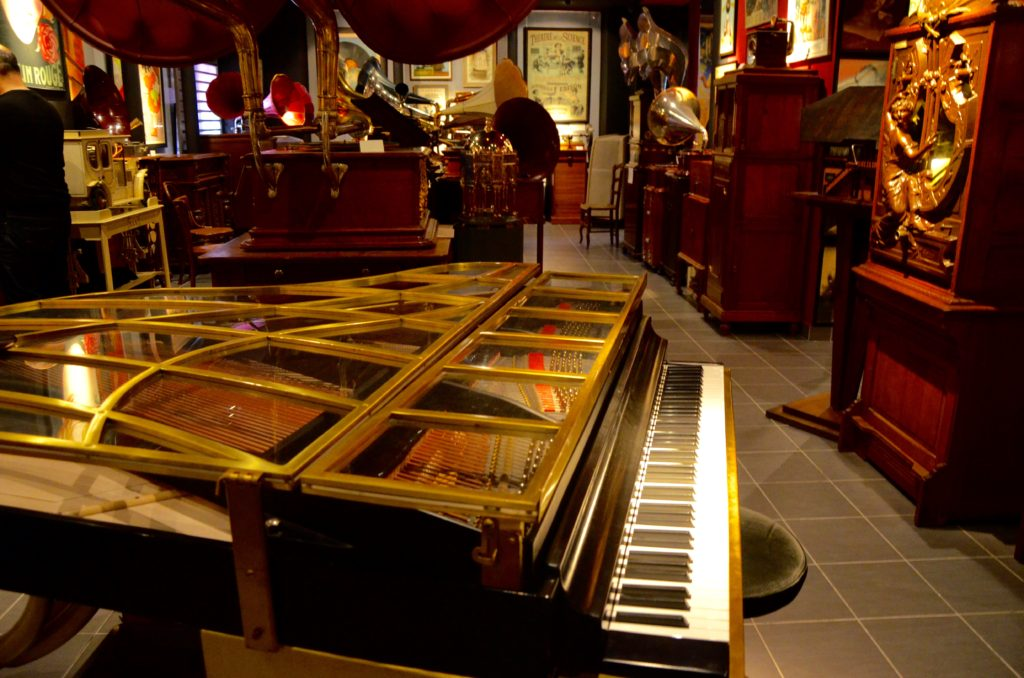 phonomuseum pigalle paris