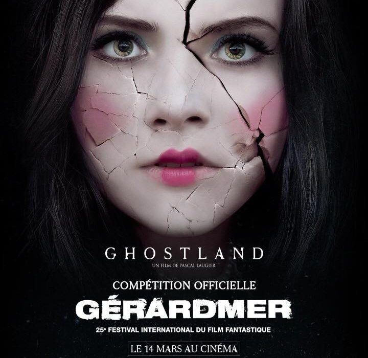 ghostland affiche pascal laugier