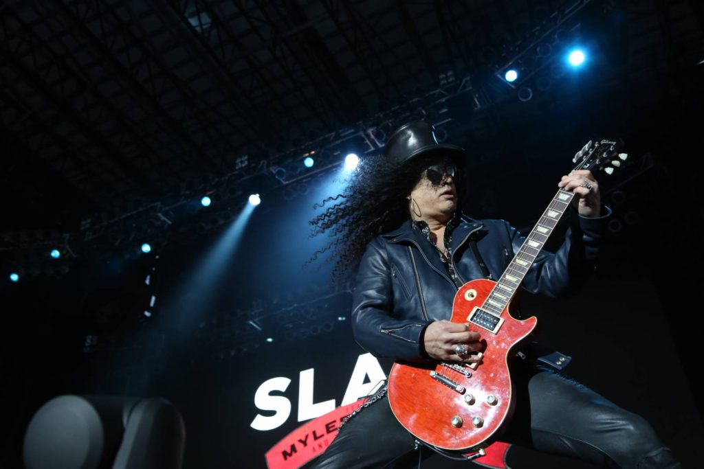 slash bientôt au download festival