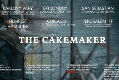 The Cakemaker affiche film 2018
