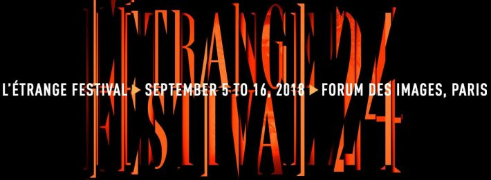 Etrange festival 2018