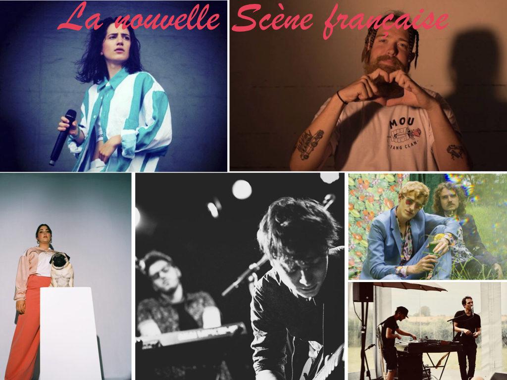 nouvelle scène française artistes français
