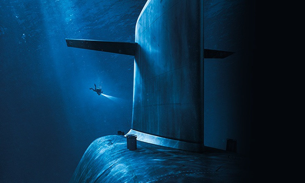Affiche du film Le Chant du loup <br /> Droits réservés : Les Productions du Trésor<br /> Pathé Production<br /> Chi-Fou-Mi Productions