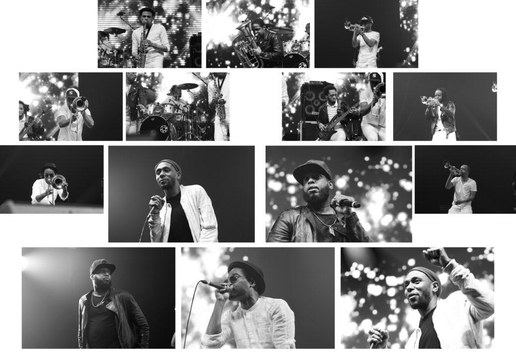 Black Star Chorus 2019