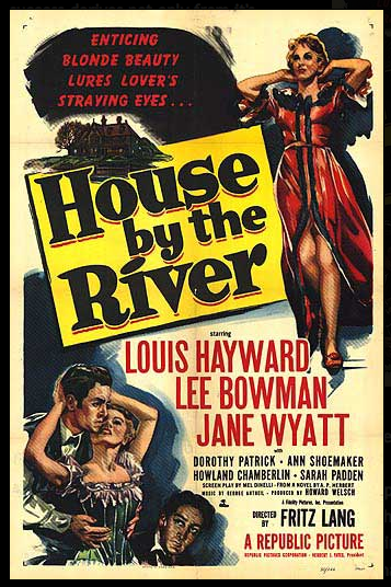 House by the river film 1950