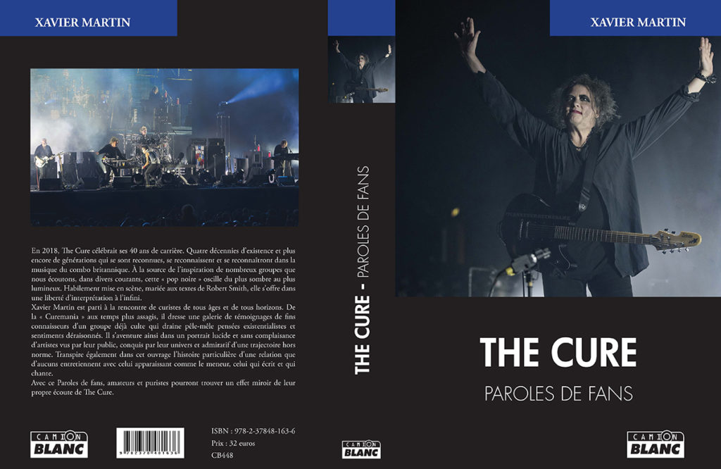 The cure paroles de fans