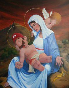 Giemsi Pieta